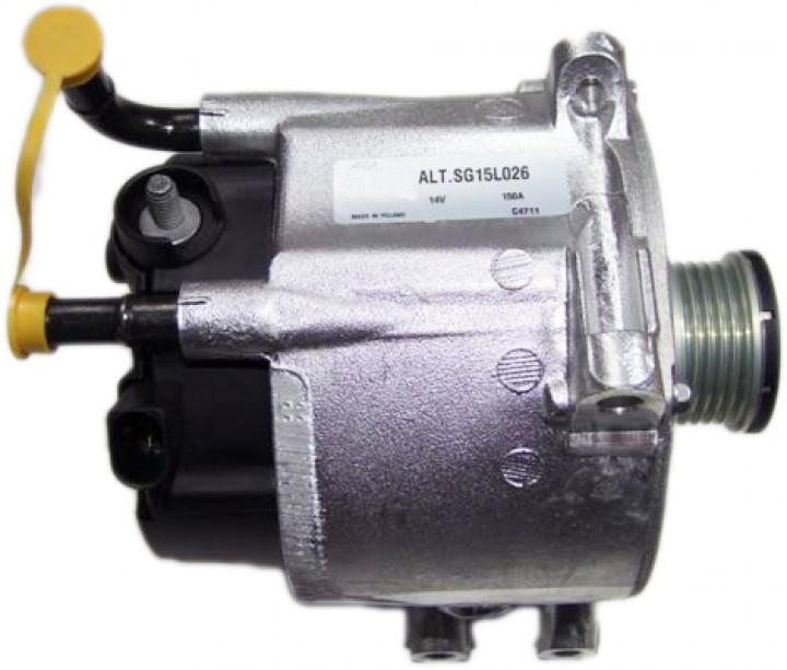 Lichtmaschine Mercedes A-Klasse 150A Wassergekühlt