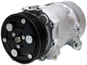 Klimakompressor Volkswagen Audi Skoda (Steckerausführung Oval)