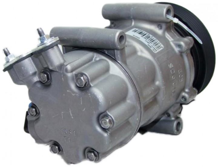 Klimakompressor Peugeot 207 307 Citroen Berlingo C4