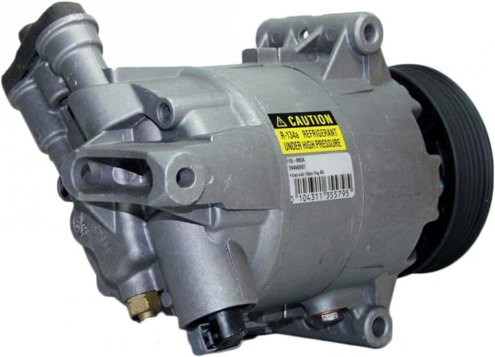 klimakompressor opel astra h 1 9 cdti 279 00 delphi