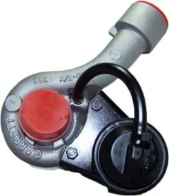 Turbolader Fiat Ulysse Lancia Zeta 2.1 TD