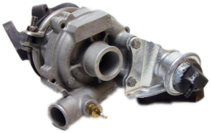 Turbolader Smart 0.6 0.7 2. Generation
