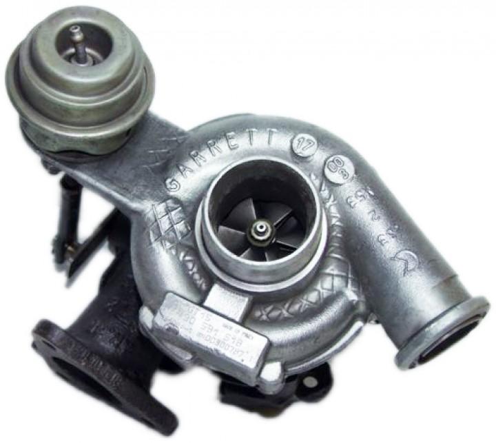 Turbolader Opel Astra G 2.0 DI Zafira 2.0 DI Vectra B 2.0 DI