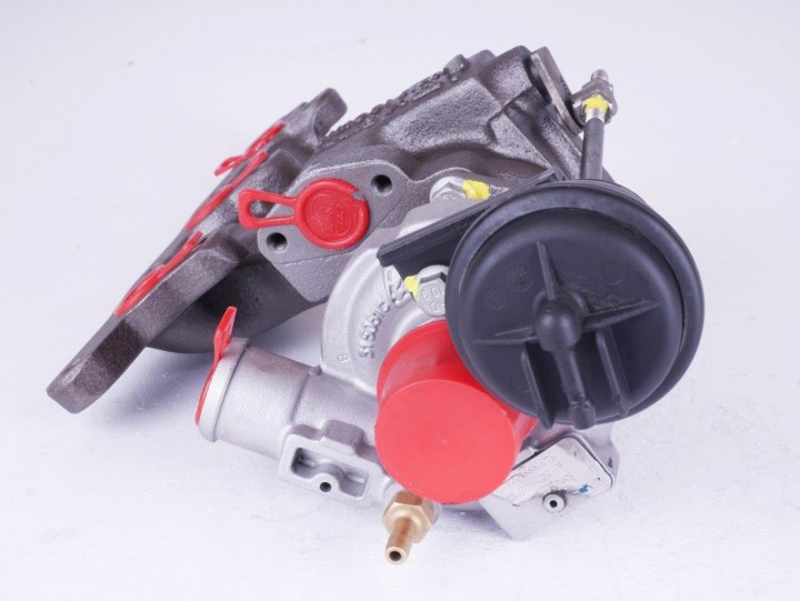 Turbolader Smart 0.8 CDI