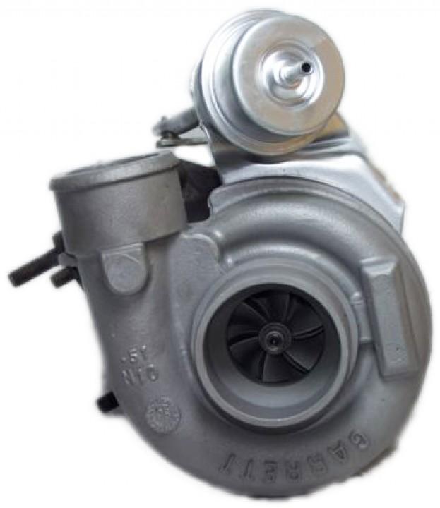 Turbolader Mercedes Sprinter 102 122PS bis 2000