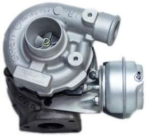 Turbolader BMW 320d 318d E46 520d E39