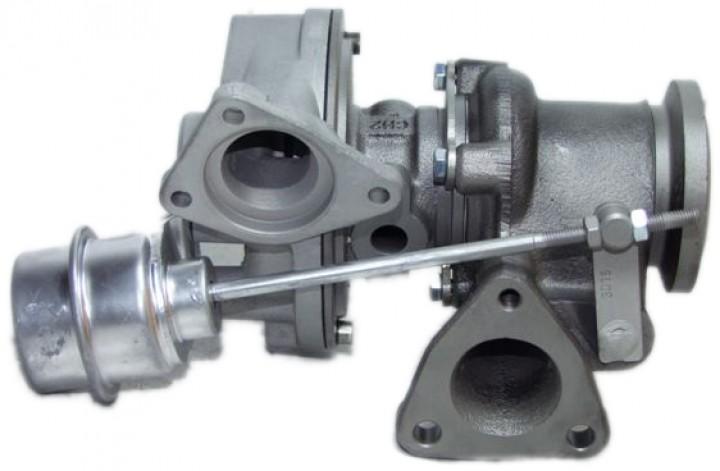 Turbolader MERCEDES A-Klasse W168 160 170 CDI Vaneo 668096019980