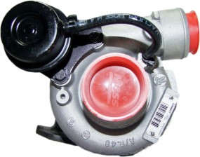 Turbolader BMW 325 525 TDS