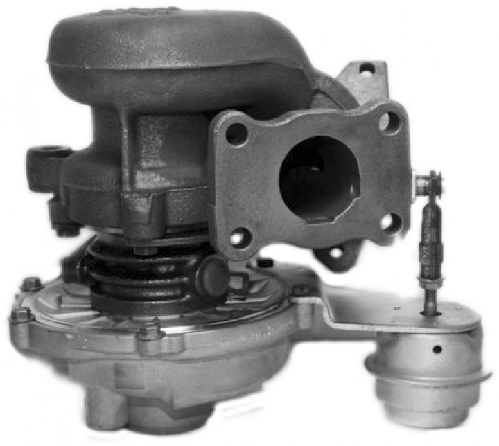 Turbolader Citroen Fiat Peugeot 2.0 HDI