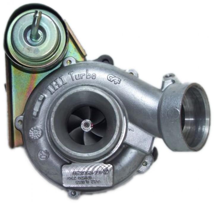 Turbolader Chrysler PT Cruiser 2.2 CRD