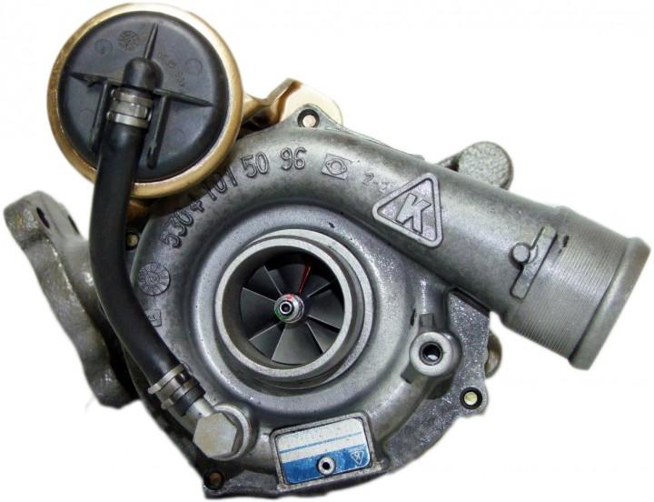 Turbolader Citroen Jumper Fiat Ducato 2.0 HDI