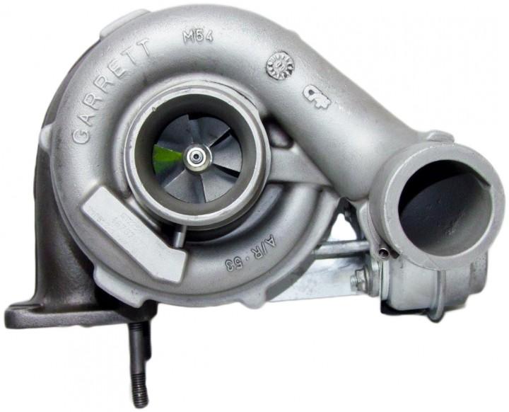 Turbolader Alfa Romeo 2.4 JTD Lancia Thesis 2.4 JTD