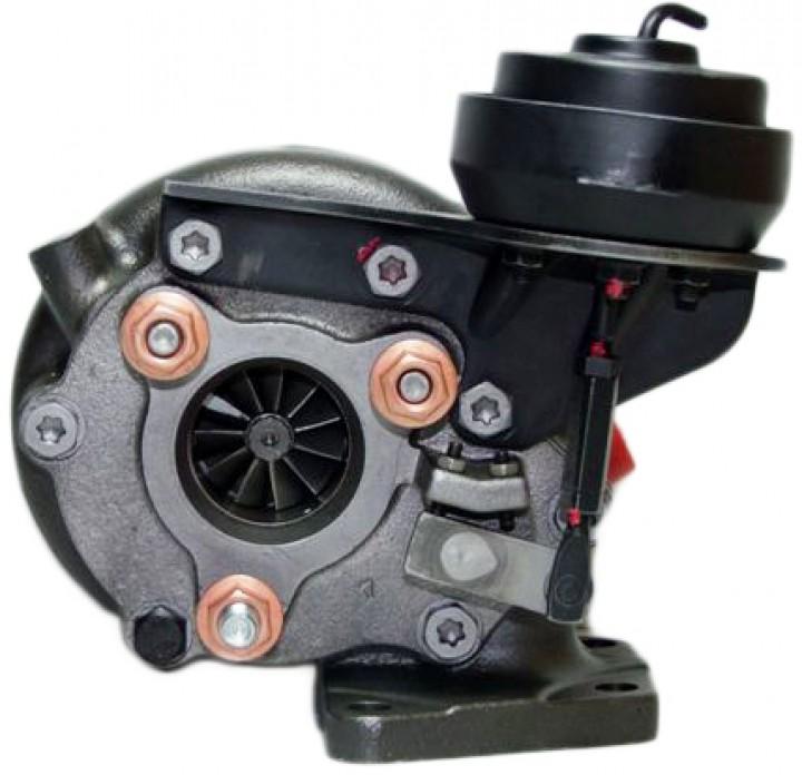 Turbolader Mazda 6 MPV 2.0 DI
