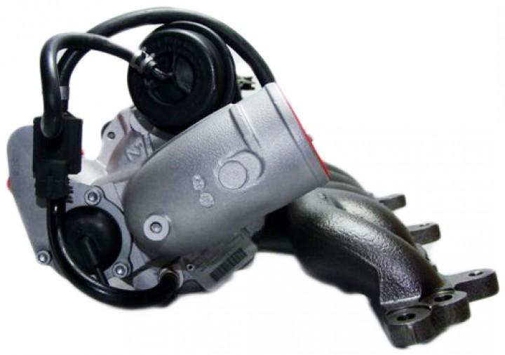 Turbolader Volvo S40 T5 C70 T5 V50 T5