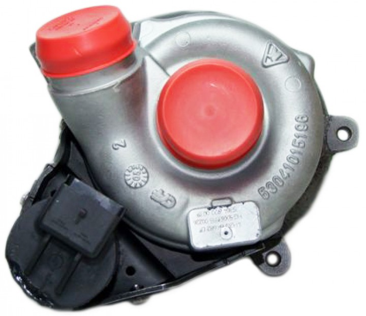 Turbolader LANDROVER Range Rover 2.7 TDVM