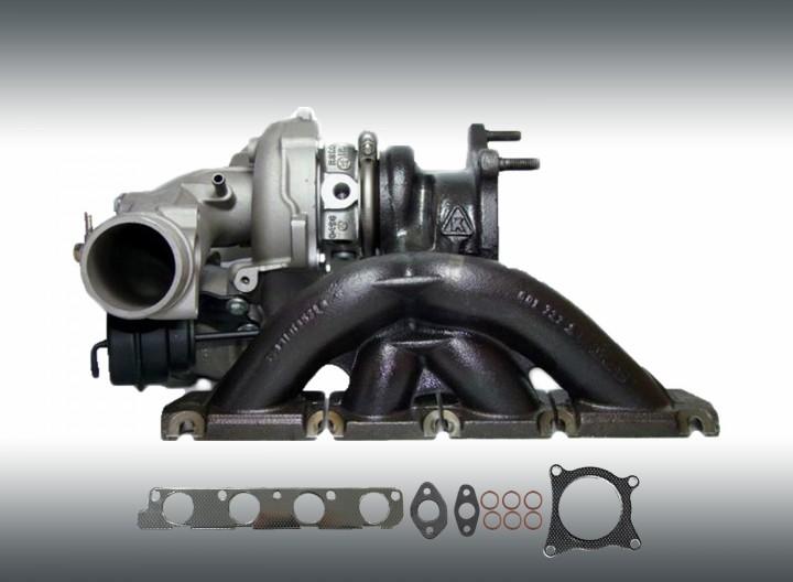Lader Aufladung BTS Turbo T914124 +386.75€ Pfand für VW SEAT SKODA 1F8 1K1 EOS 5