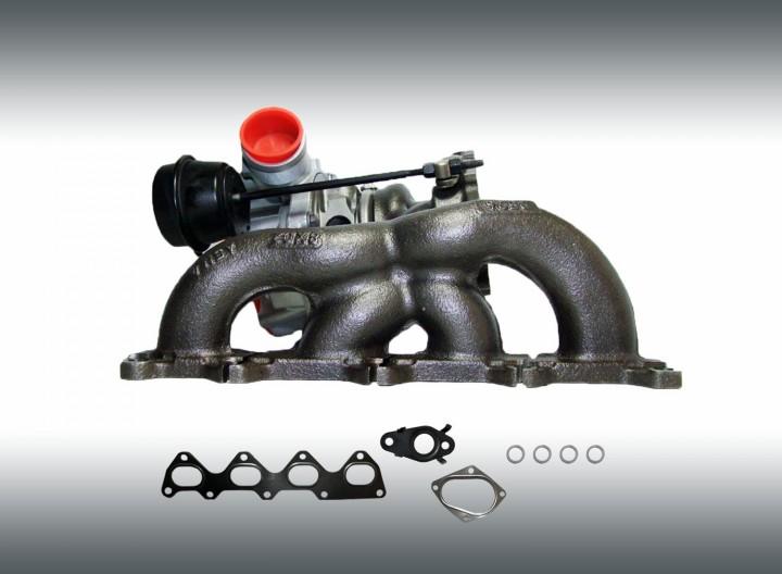 Lader Aufladung BTS Turbo T916457 +309.40€ Pfand für VW GOLF 6C1 POLO BA5 6R1 7