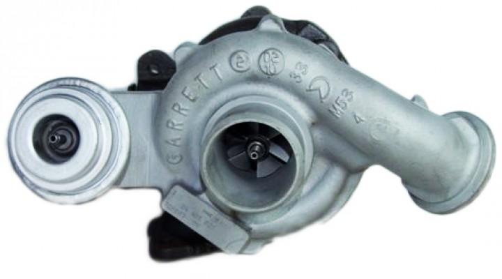 Turbolader Astra G 2.2 16V