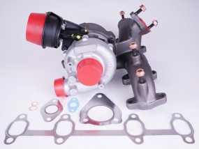 Turbolader VW Seat Skoda Audi 1.9 TDI 100 PS inkl. Dichtungen