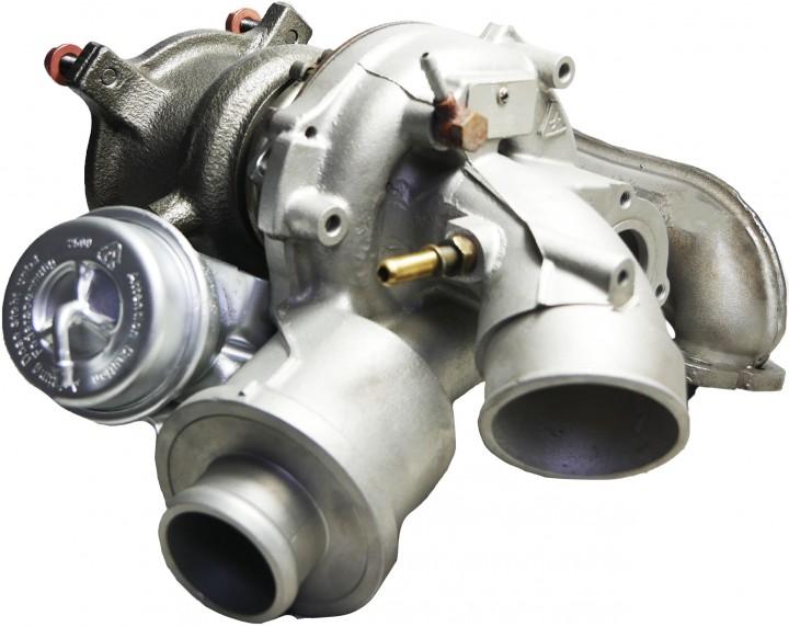 Turbolader Mercedes B 200 Turbo