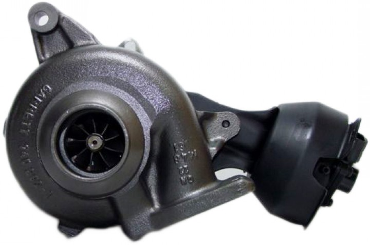 Turbolader Citroen C4 C5 Peugeot 307 308 2.0 HDI