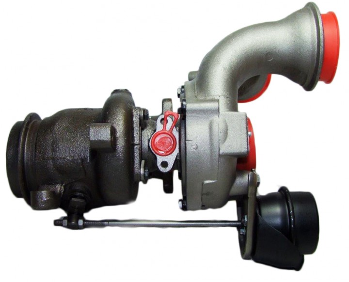 Turbolader Mercedes Sprinter 215 315 515 CDI 150PS