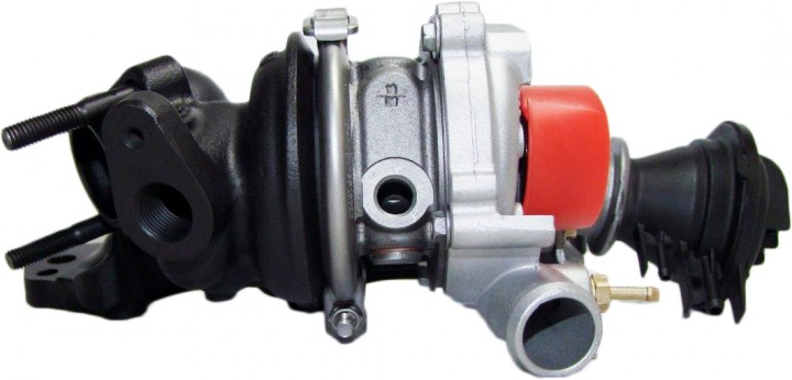 Turbolader Smart 0.7