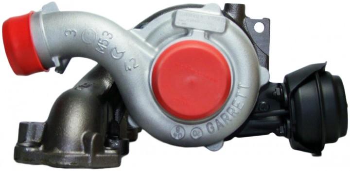 Turbolader Opel 1.9 CDTI 74/88 KW