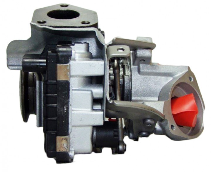 Turbolader BMW 1er 118d 90kw