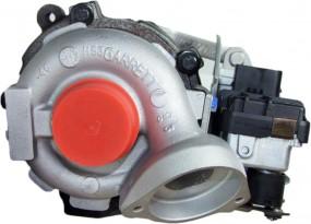 Turbolader BMW 520d X3 2.0 d