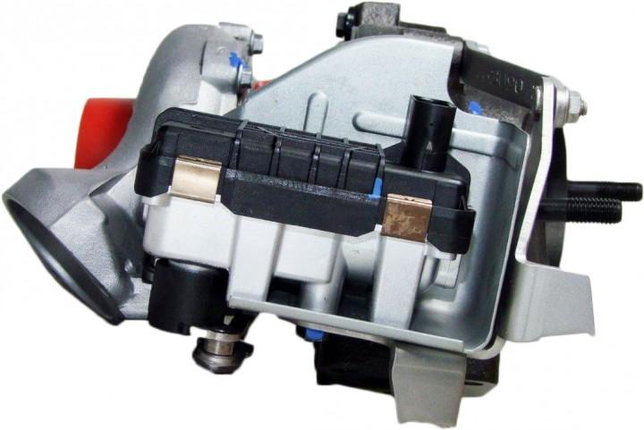 Turbolader BMW 520d X3 2.0 d inkl. Dichtungen