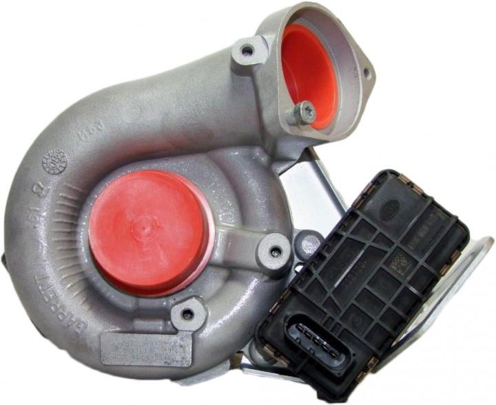 Turbolader BMW 3 (E46) 330 ab 05-
