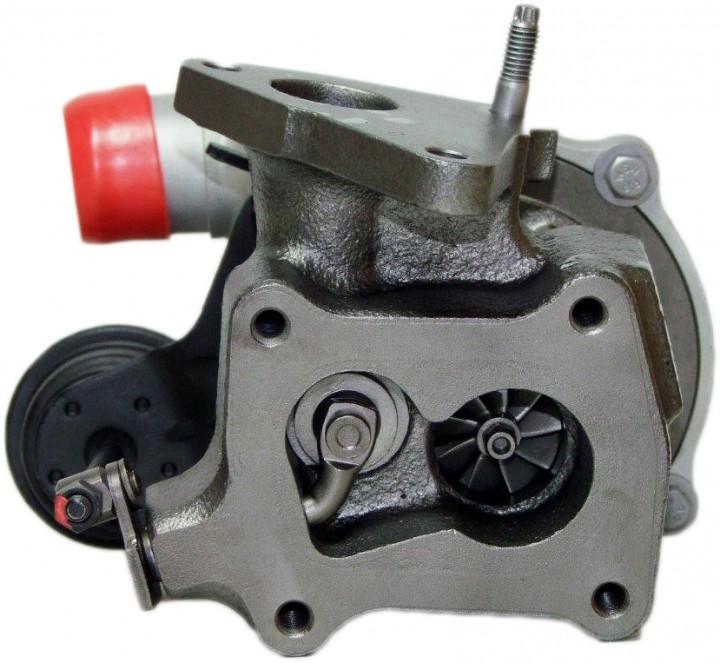 Turbolader Renault Kangoo Nissan Dacia 1.5 dCi