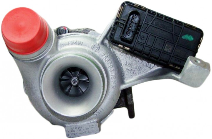 Turbolader Turbo BMW 1-er 3-er
