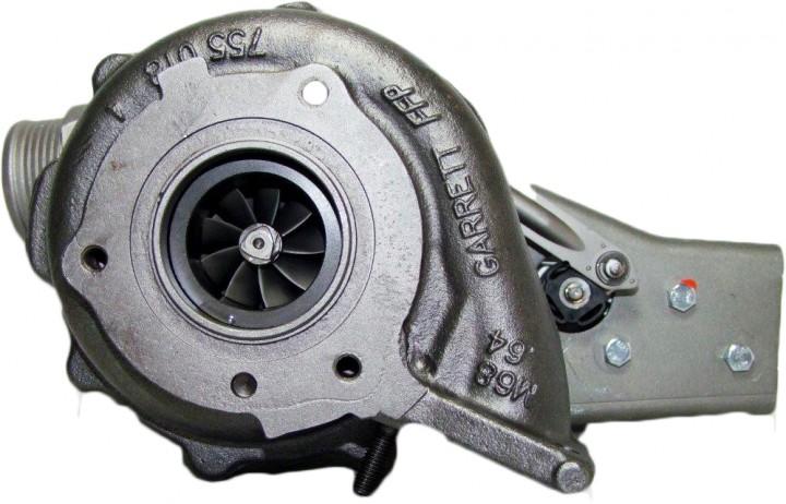 Turbolader Turbo Volvo 2.4