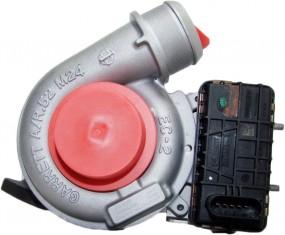 Turbolader Citroen C-Crosser Peugeut 4007 2.2 HDI
