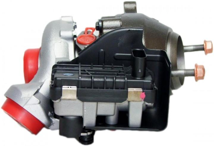 Turbolader BMW 318 d td