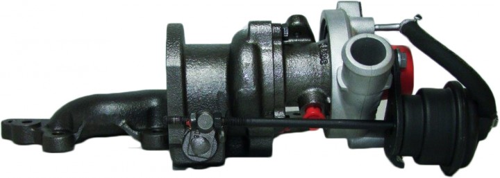 Turbolader Smart 0.8 CDI 45 PS