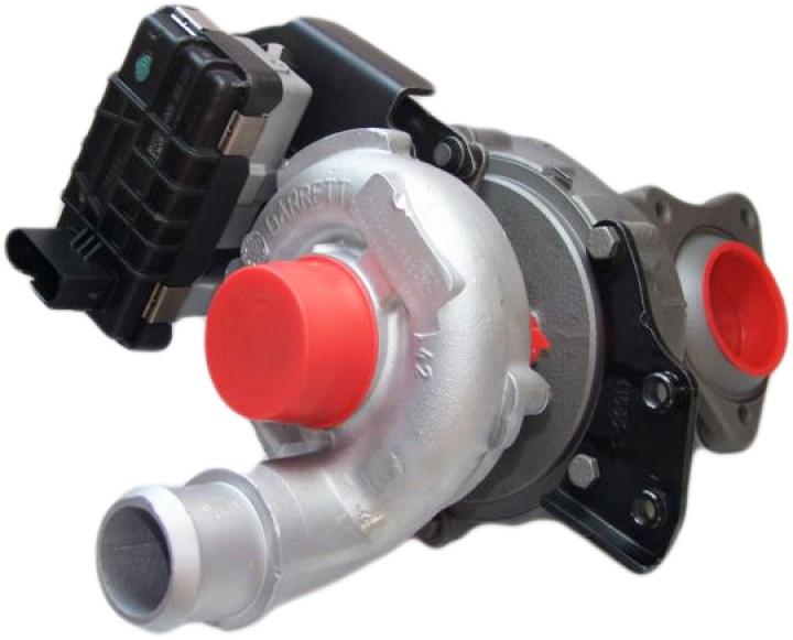 Turbolader Ford Fucus C-Max 1.8 TDCi