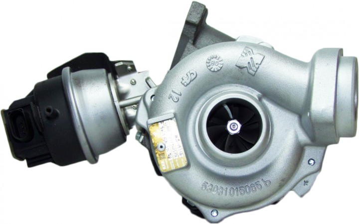 BE TURBO Lader Aufladung 128062 +309.40€ Pfand für AUDI A4 8K2 B8 A5 8T3 Avant