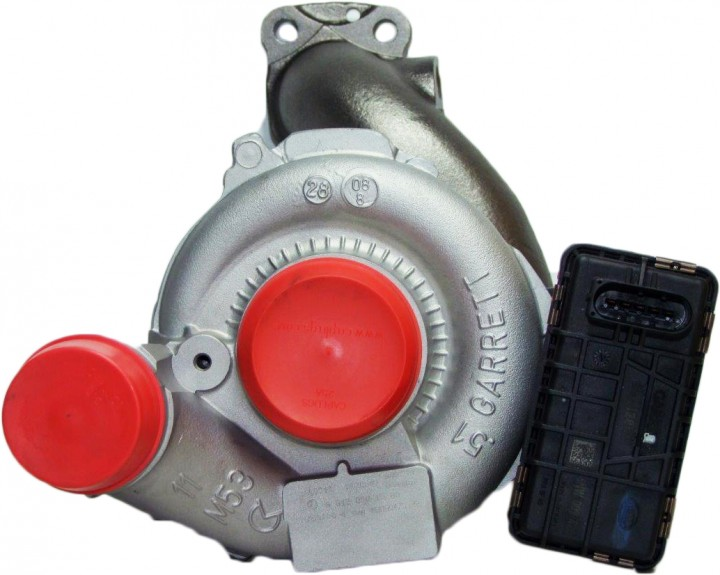 Turbolader MB S 320 CDI W221