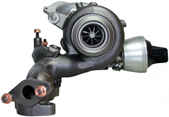 Turbolader Audi Seat Skoda VW 2.0 TDI 170 PS