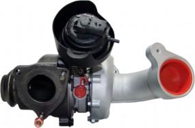 Turbolader Citroen C4 C5 Peugeot 308 407 508 2.0 HDI