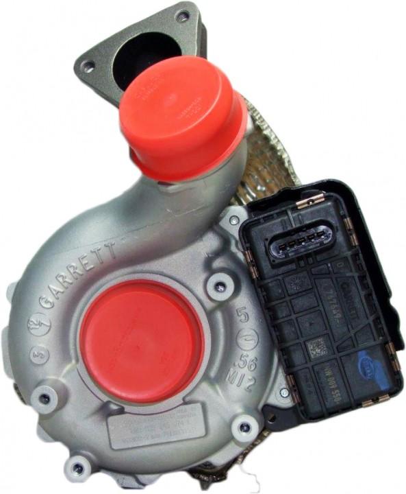 Turbolader Audi Q7 4L 3,0 TDI Diesel BUG 059145715F