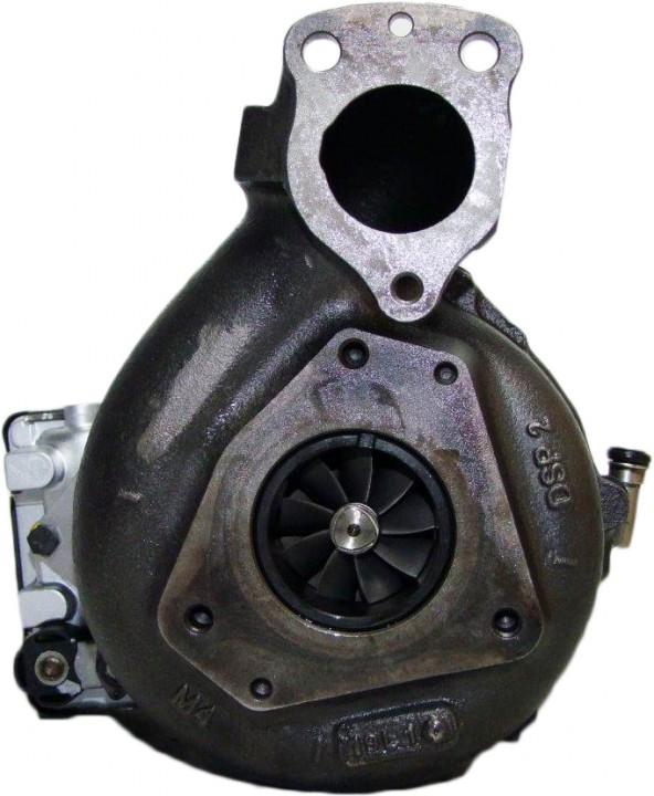 Turbolader Mercedes 350 CDI