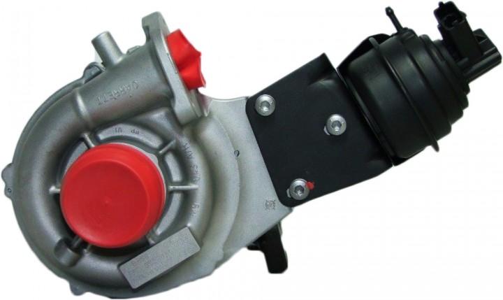 Turbolader Fiat Lancia 1.6 D