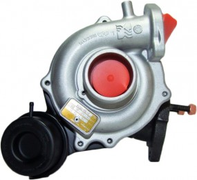 Turbolader Fiat Ducato Sedici Suzuki SX4 2.0D