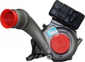 Turbolader Nissan Murano Navara Pathfinder 2.5 dCi