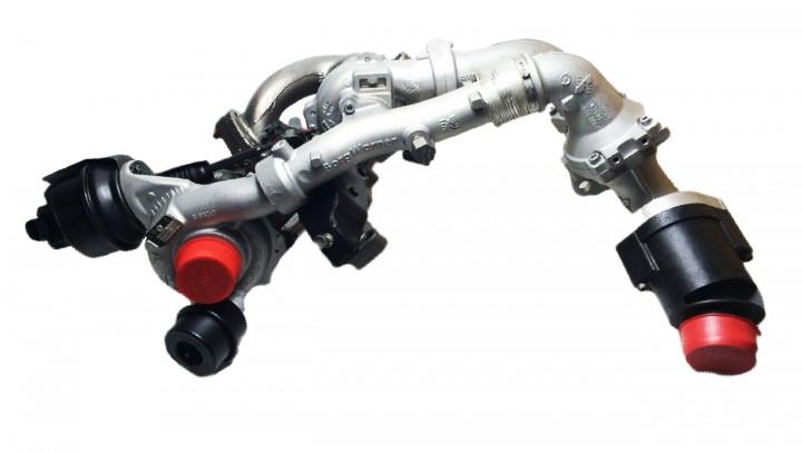 Turbolader BI- Turbolader T5 2.0 TDI inkl. Dichtungen