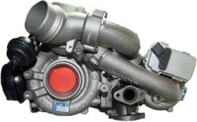 Turbolader BMW 535d - 740d - X5 - X6 40d